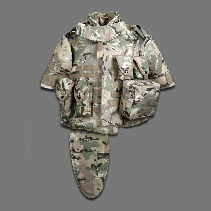 Military Tactical Airsoft Game Armor Paintball Molle Plate Carrier Combat  Vests  save 60% discount