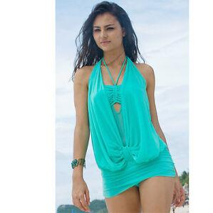 Cover-Up-One-Piece-dress-Swimwear