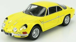 NOREV RENAULT | ALPINE A110 1600S COUPE 1971 | YELLOW