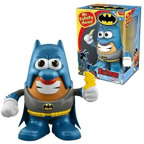 Batman Classic Mr. Potato Head - DC Comics Comics Comics Collectible Toy - PPW Toys fcdf5f
