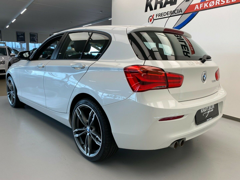Billede af BMW 120d 2,0 aut.