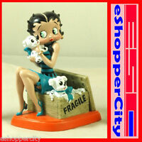 Betty Boop 4.5 Figure W/ Pudgies