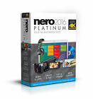 Nero 2016 Platinum (Box) (1) - Vollversion für Windows EMEA-12260000/1309