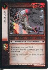 Lord Of The Rings CCG Foil Card EoF 6.U107 Troll's Chain