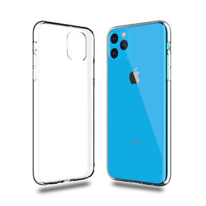 Lot Slim Hard Protective Clear Case Phone Cover Skin for Apple iPhone 11 Pro Max