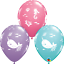 6-x-11-034-Printed-Qualatex-Latex-Balloons-Assorted-Colours-Children-Birthday-Party thumbnail 47