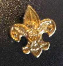 """Boy Scouts Vintage Fleur Di Lis Pin Bsa Ultra Small .5"""""""