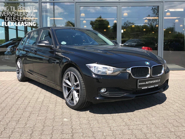 BMW 320d 2,0 Touring 5d - 229.900 kr.