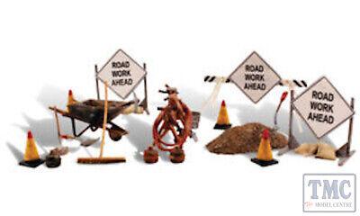 A2762 Woodland Scenics Painted Figures O Scale Road Crew Details Con Una Reputazione Da Lungo Tempo