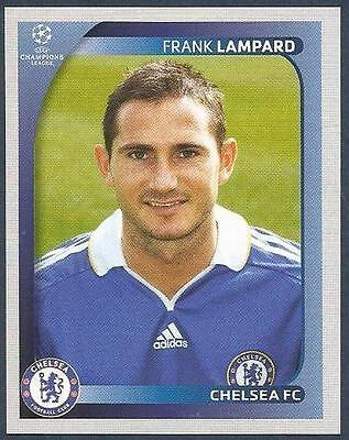 UCL Champions League  # 48 Frank Lampard Chelsea //541 Topps Living