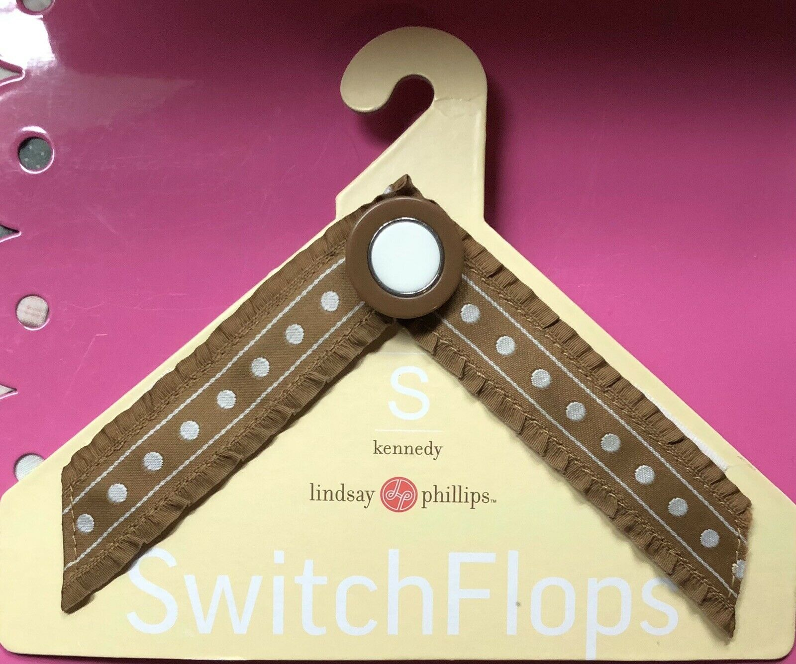 lindsay phillips switchflops straps Small 5-6 Kennedy