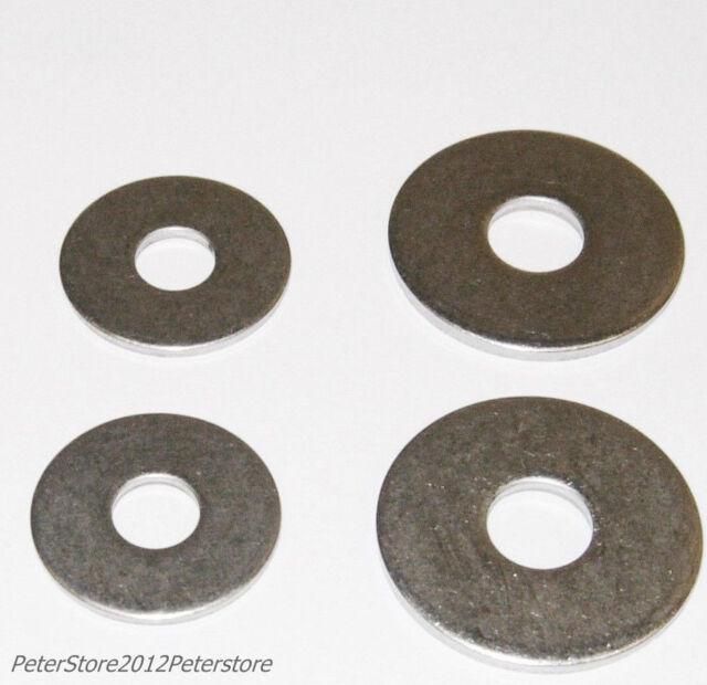 Unterlegscheiben DIN 440 Edelstahl V2A Holzbauscheiben  5,5 -9,0 -11 13,5 17,5
