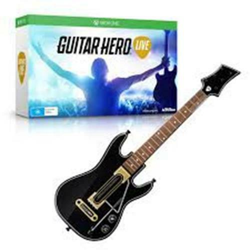 Guitar Hero Live - Microsoft Xbox One - Wireless Guitar Controller Only Boxed