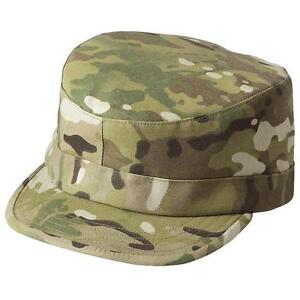d9f64bf5ac2 Pre-owned US Army Multicam OCP Tactical Military Digital Patrol Cap ...