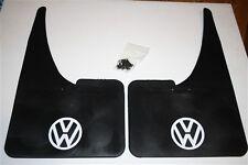 Universal Van Mudflaps / Front Rear VW Volkswagen Transporter T3 T4 T5 wide fit