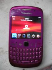 BlackBerry Curve 8520 - Purple Vodafone Smartphone