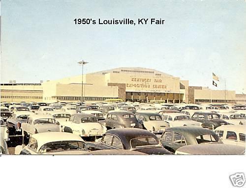 Novelty PC Magnet KY Fair 1950/'s  Louisville
