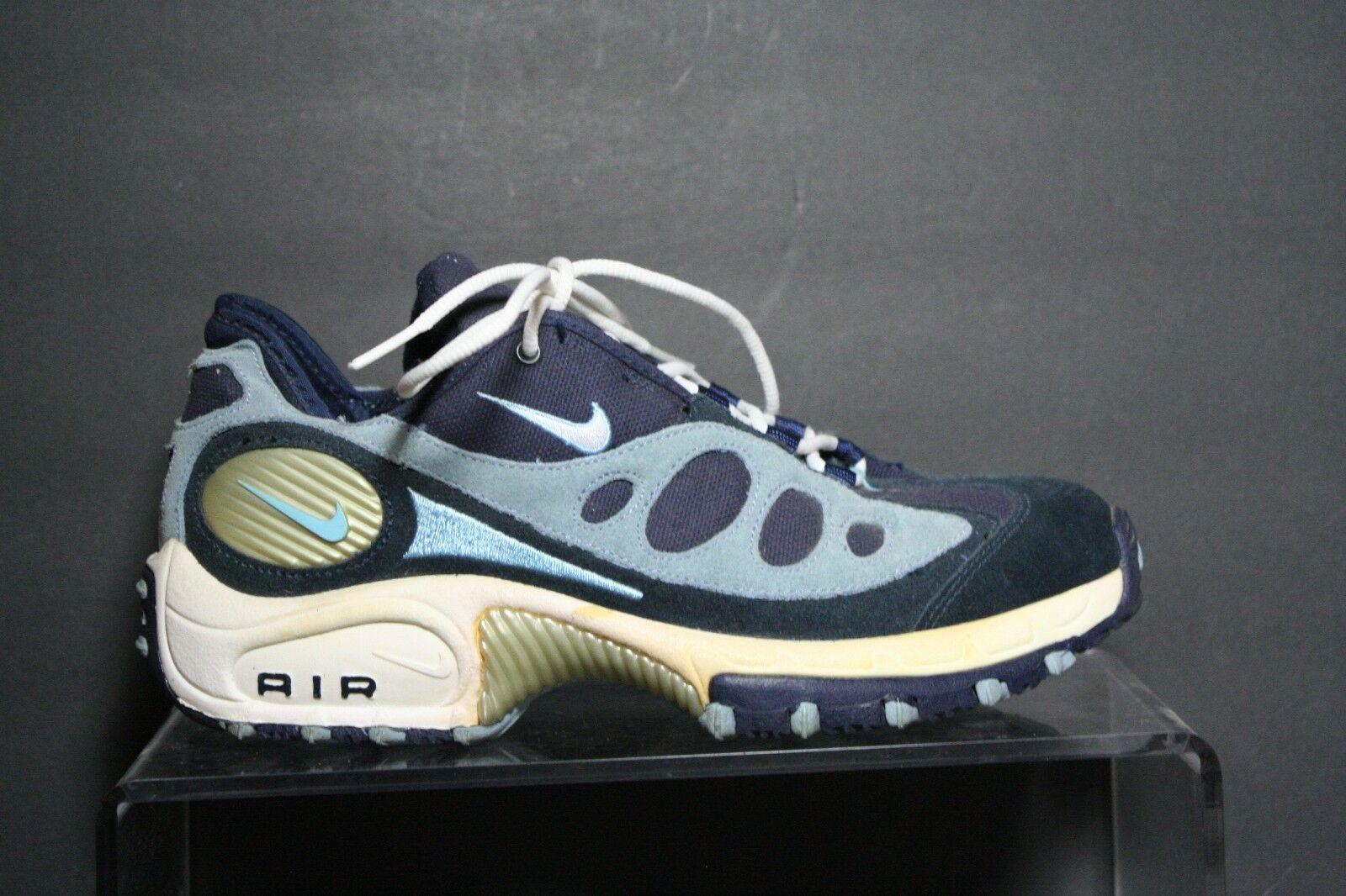 Nike VTG OG 1999 Trail Turf Athletic Sneakers Multi blueee White Men 9 Athletic