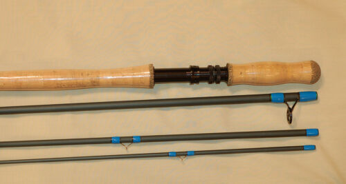 IM7 8//9 WT by Roger 4 PC 13 FT SPEY ROD