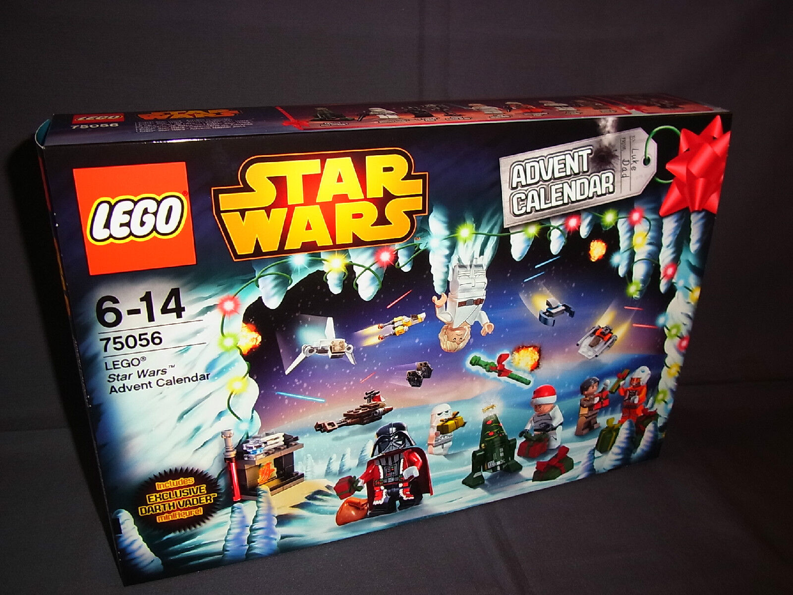 Lego Star Wars Advent Advent Advent Calendar 75056 Brand New Free Shipping 2014 Toys a0bb5b