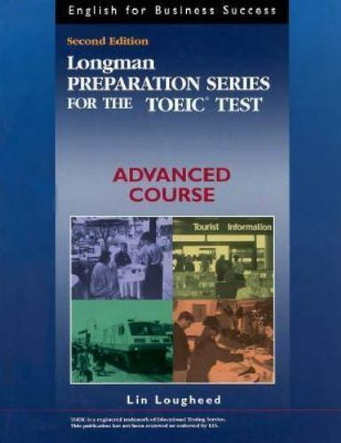 TOEIC Test : Advanced Course by Lougheed, Lin