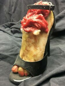 Cupcake-Hooker-Foot-Halloween-Horror-Prop-Made-in-the-USA