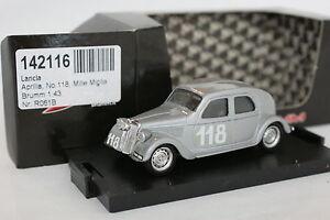 Brumm-1-43-Lancia-Aprilia-N118-Mille-Miglia