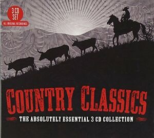 Country-Classics-The-Absolutely-Essential-3CD-Collection
