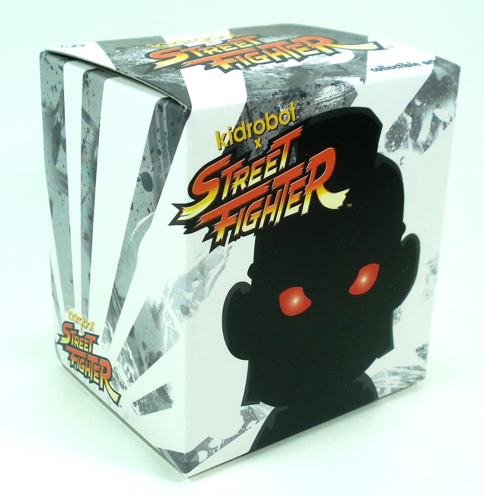 SDCC Comic Con 2013 EXCLUSIVE Street Fighter MECHA ZANGIEF Kidrobot Kidrobot Kidrobot 3  Sealed 486c27