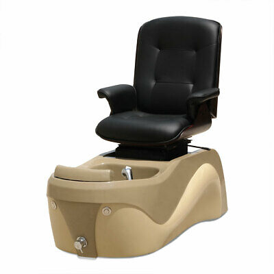Java Lite Pedicure Spa Chair W Liner Ready Pipeless