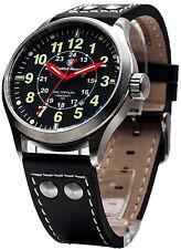 Smith & Wesson Mumbai Lamplighter Watch SWISS TRITIUM Urban EDC Men's Watch.