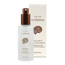 Evolution Hair Serum With Argan Oil Aloe Vera and Vitamin E