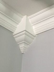Crown Molding Inside Corner Blocks For 4 1 2 Quot Crown 8