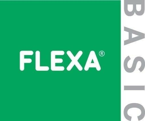 Andet, b: 210 cm, Flexa Basic Nordic børneseng