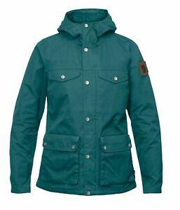 Details zu Fjällräven Damen Übergangsjacke Greenland Jacket Anorak Wanderjacke Outdoor