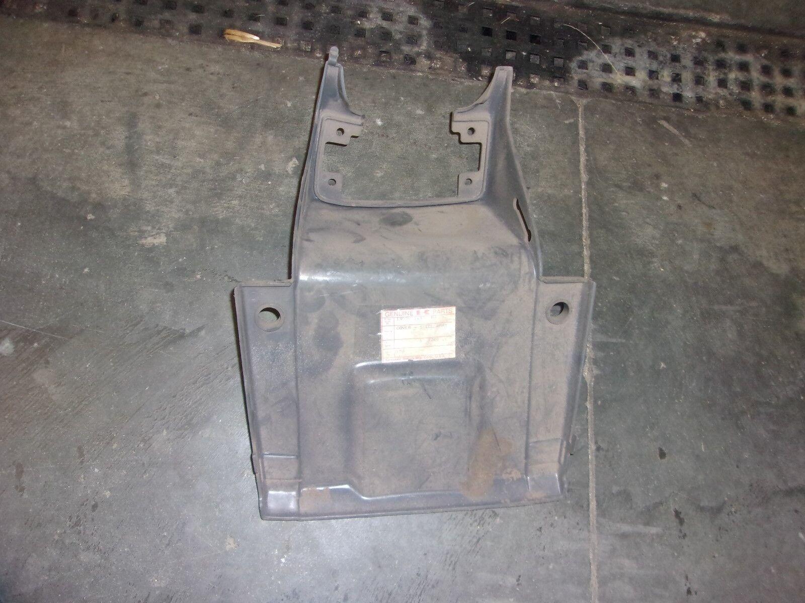 OEM Kawasaki 14090-1143 RG Cubierta gris Acero