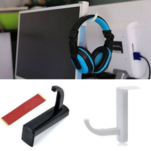 Hot Selling 2Pcs Headphone Stand Hanger Gaming Headset Wall PC Monitor Stand