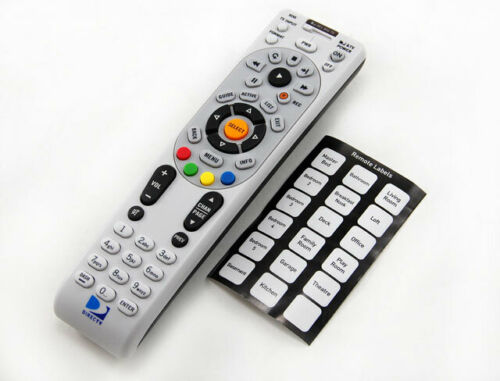 DirectTV RC65 Infrared Universal 4-Device Remote Control