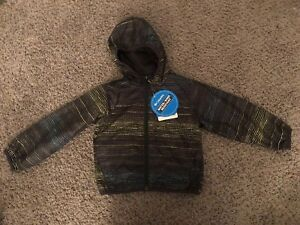 65981492e373 NWT COLUMBIA Boys Whitetail Trail Water Resistant Windbreaker Jacket ...