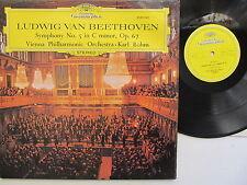"Beethoven No 5 12"" LP  VPO Karl Bohm DG 2530 062 Gatefold Sleeve made in England"