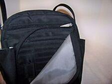 DAYMAKERS Organizer Purse Shoulder Handbag Travel Safe Cross Body Adj Strap