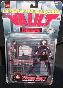 TYPHOID-MARY-MARVEL-SUPER-VILLIANS-THE-VAULT-SERIES-MODERATE-PACKAGE-WEAR