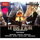 Gaetano Donizetti - : Le Duc d'Albe (2013)