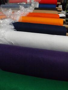 Felt-Acrylic-Fabric-Custom-cut-per-METER-16-Solid-colours-Width-x-90cm