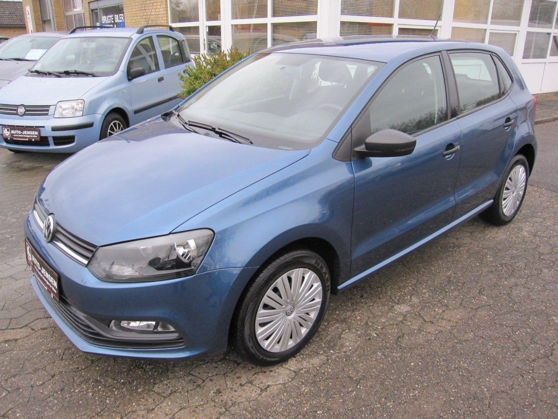 VW Polo 1,0 75 Trendline 5d - 123.000 kr.