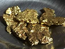 Quality Alaskan Natural Placer Gold Nuggets
