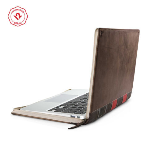 "Twelve South BookBook for MacBook Air 11/"" Vintage Brown Leather Case//Sleeve"