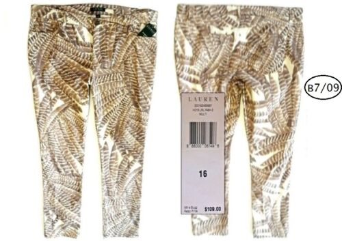 Ralph Jeans Lauren 16 slim fit Qco L31 Prints 109 Feather New aqFZawrp