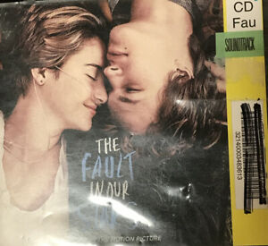The Fault in Our Stars - Original Motion Picture Soundtrack CD