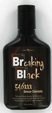 Hoss Sauce Breaking Black Tanning Lotion with 546xxx Bronzing. 9oz